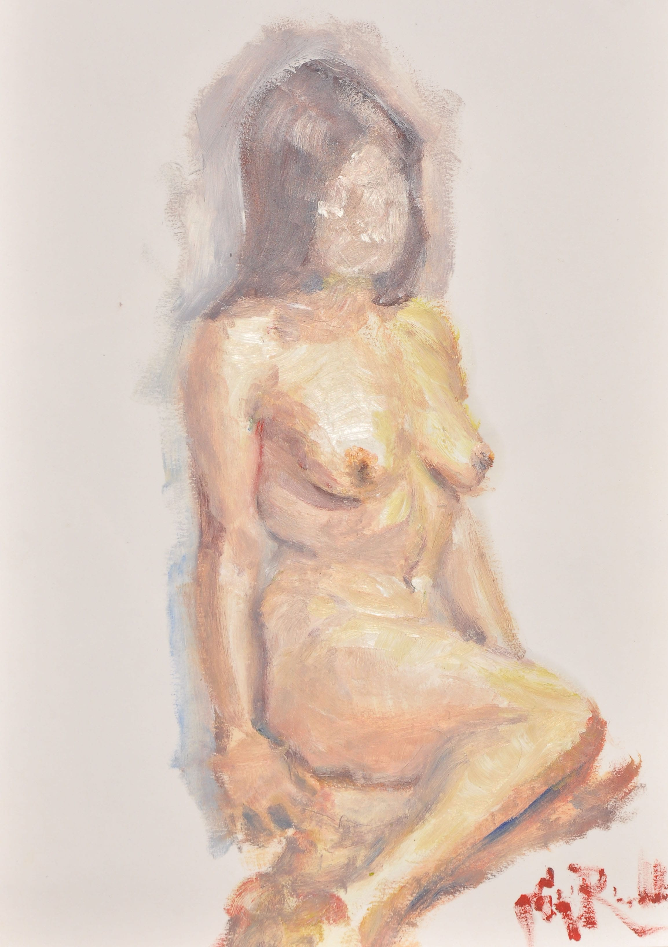 Nude 1 PRIVATE COLLECTION