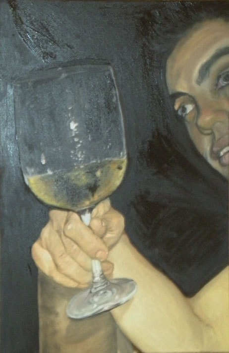Bacchus 70X100 PRIVATE COLLECTION